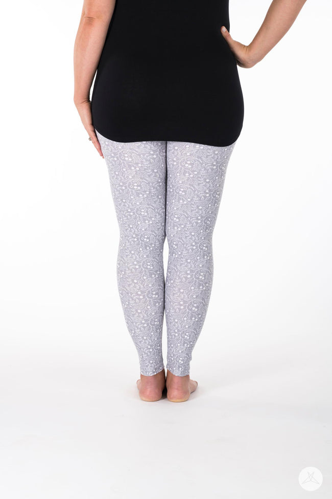 Snowberry leggings - SweetLegs
