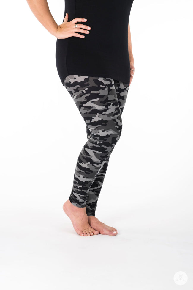 Urban Camo v2 leggings - SweetLegs