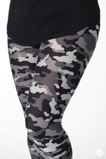 Urban Camo v2 Petite leggings - SweetLegs
