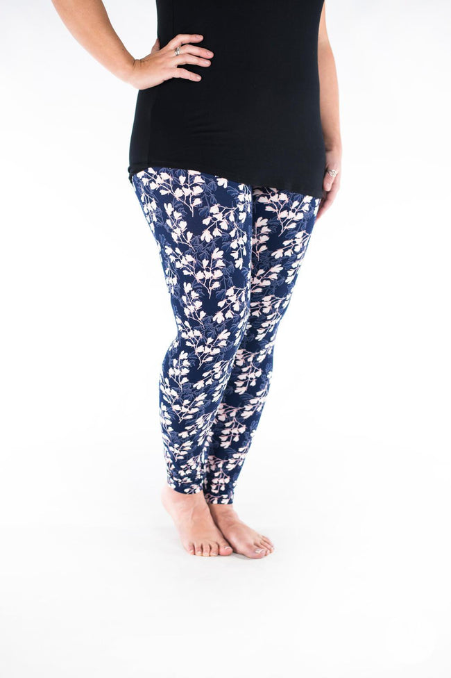 Magnolia leggings - SweetLegs