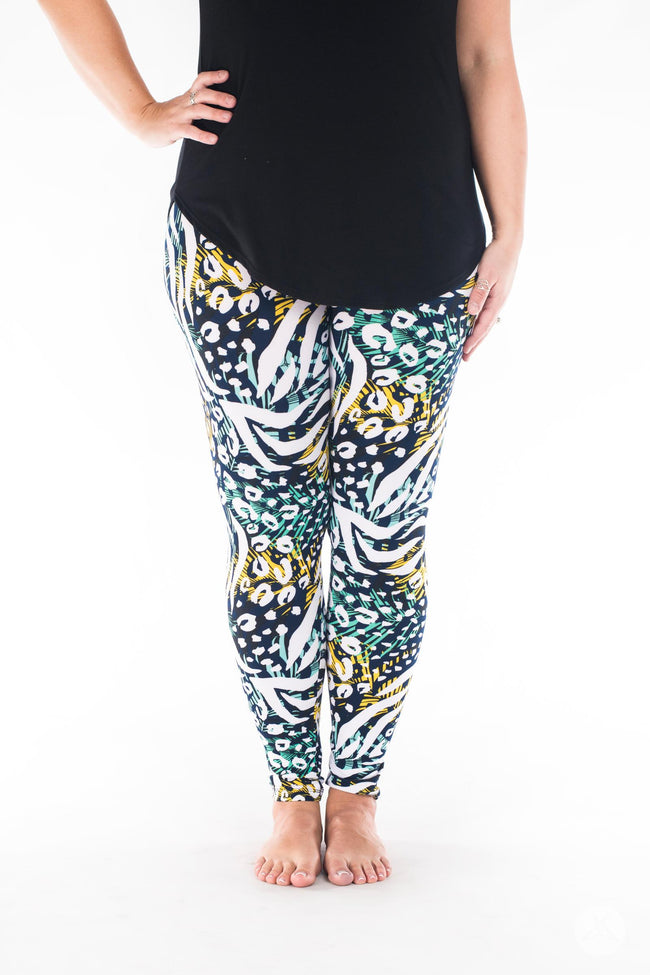 Wild Side leggings - SweetLegs
