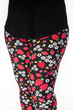 Berry Sweet leggings - SweetLegs