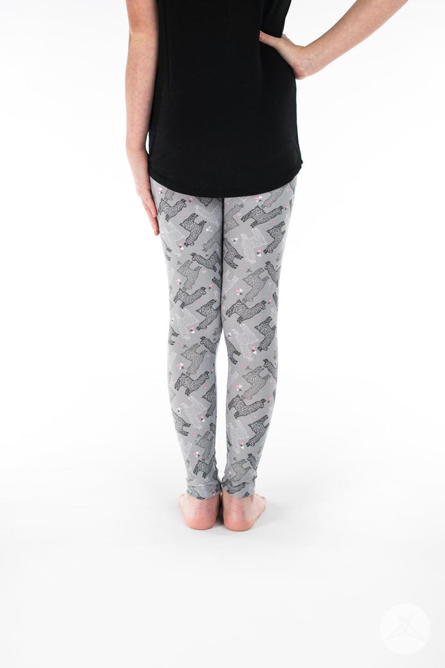 No Prob-llama Kids leggings - SweetLegs