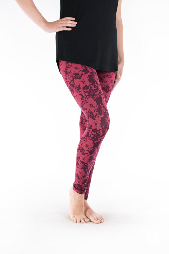 Summer Blush Petite leggings - SweetLegs