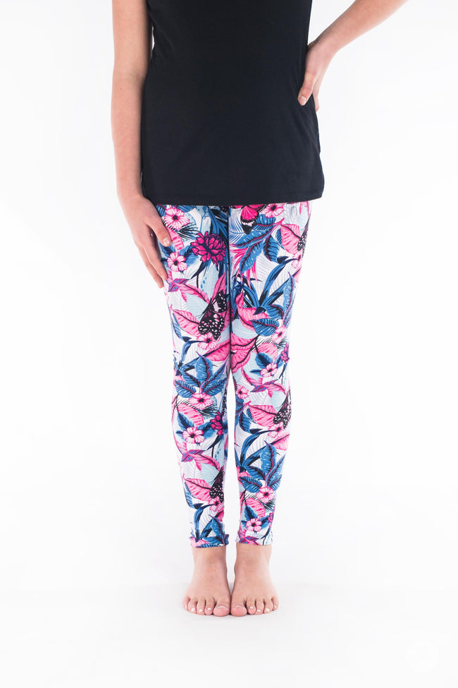 Fly Away Kids leggings - SweetLegs