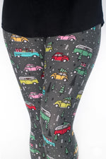 Holiday Road Petite leggings - SweetLegs