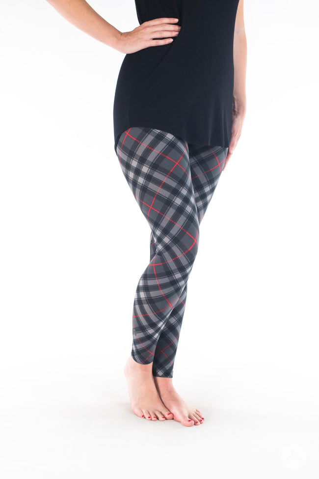 High Society Petite leggings - SweetLegs