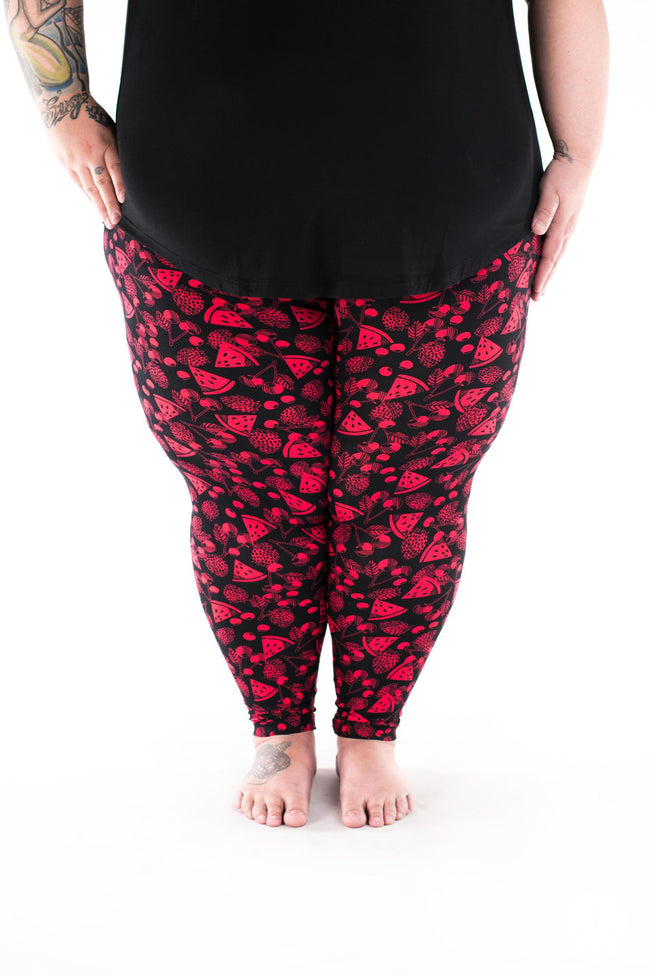 Fruit Punch Plus2 leggings - SweetLegs
