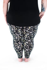 Wannabe Plus2 leggings - SweetLegs