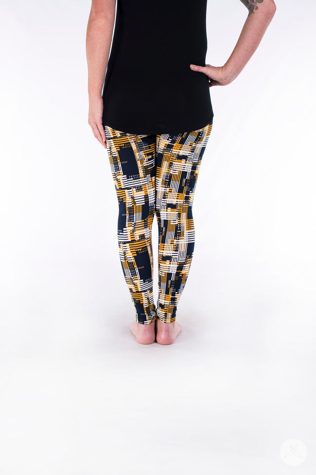 Road Trip Petite leggings - SweetLegs