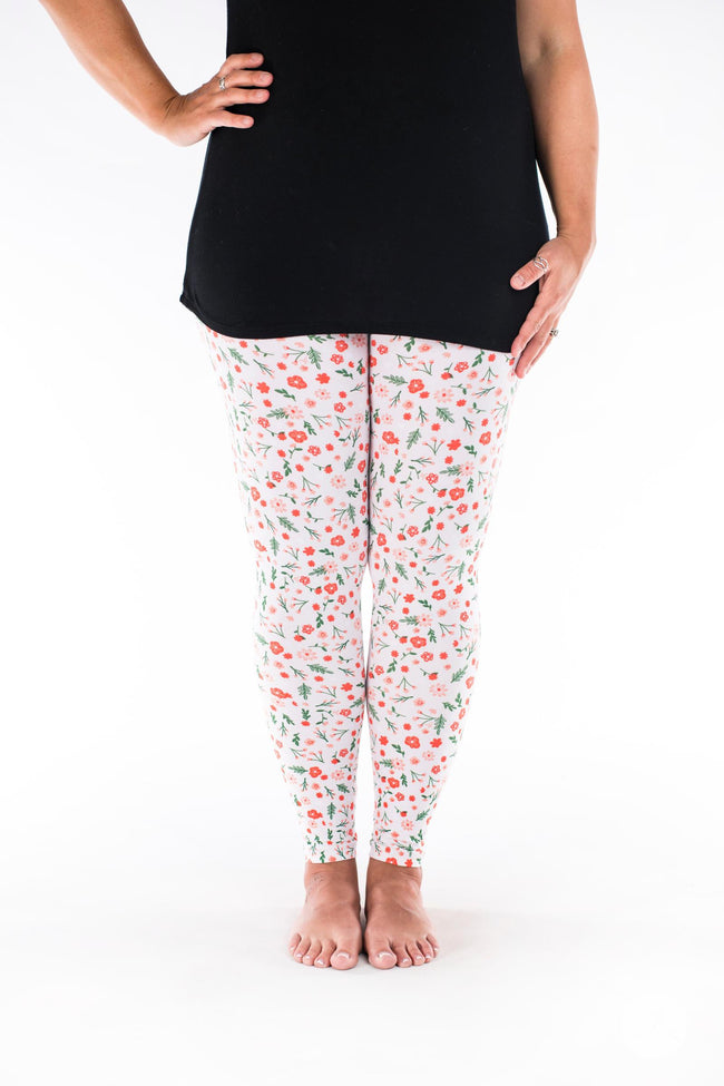Flower Child leggings - SweetLegs