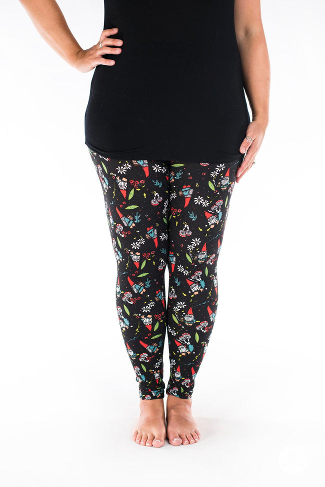 Garden Party leggings - SweetLegs