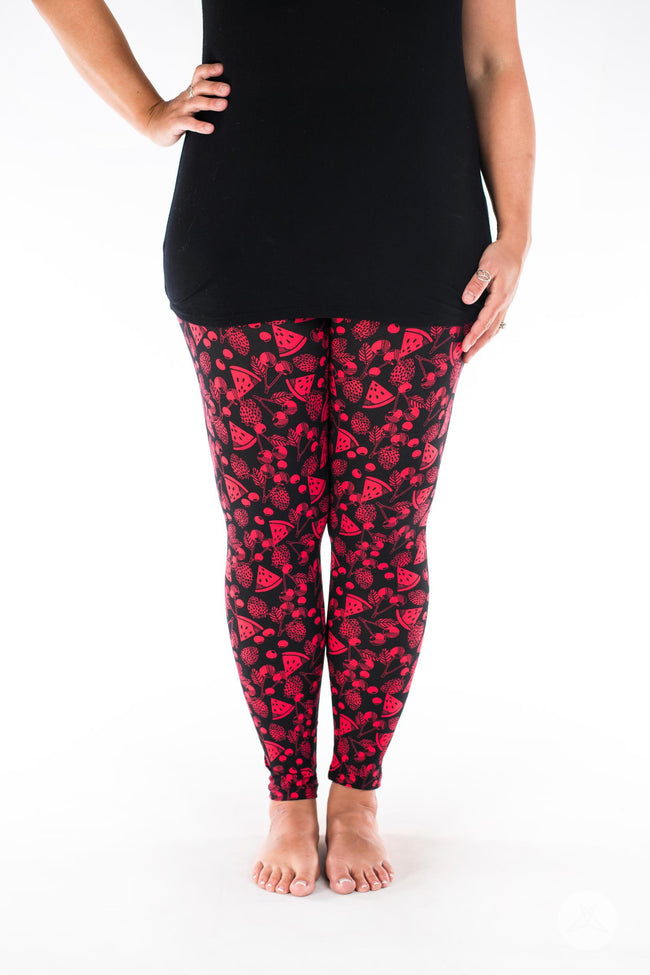 Fruit Punch leggings - SweetLegs