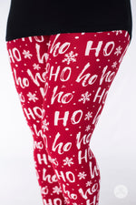 Santa Baby leggings - SweetLegs