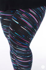 Stardust Plus leggings - SweetLegs