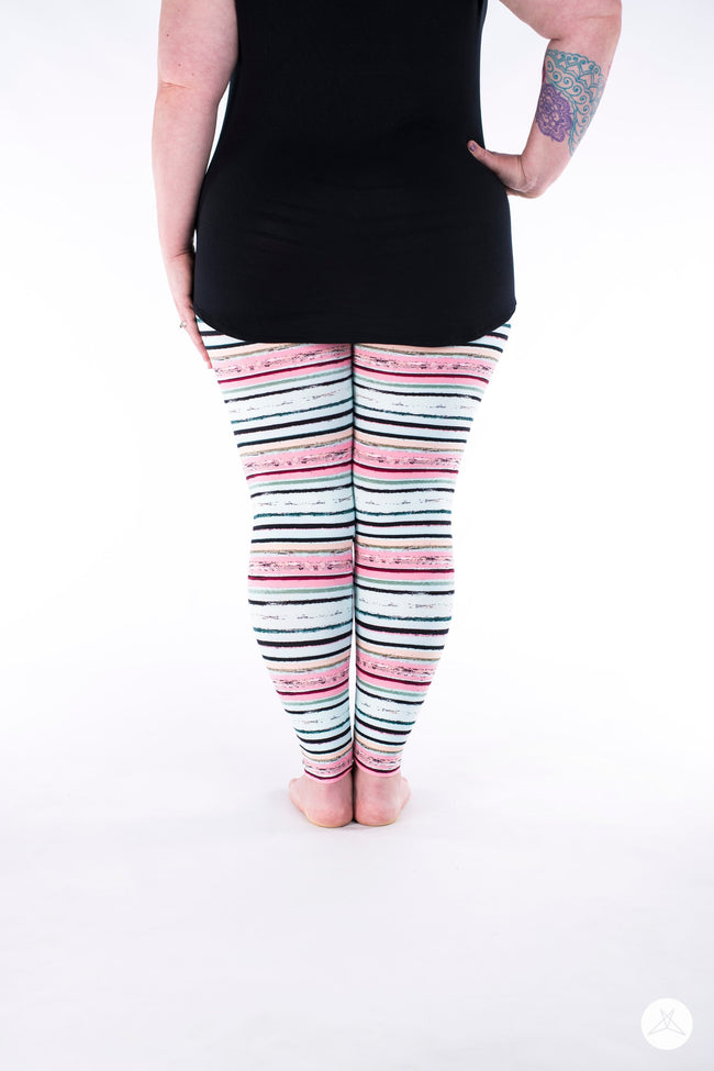 Great Escape Plus leggings - SweetLegs