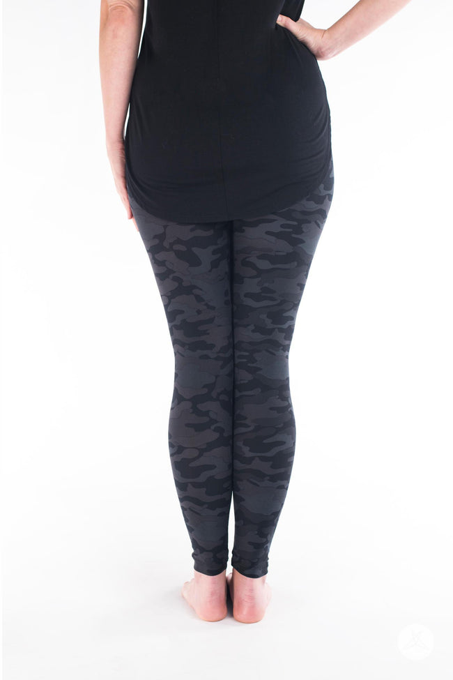 Blackout Petite leggings - SweetLegs