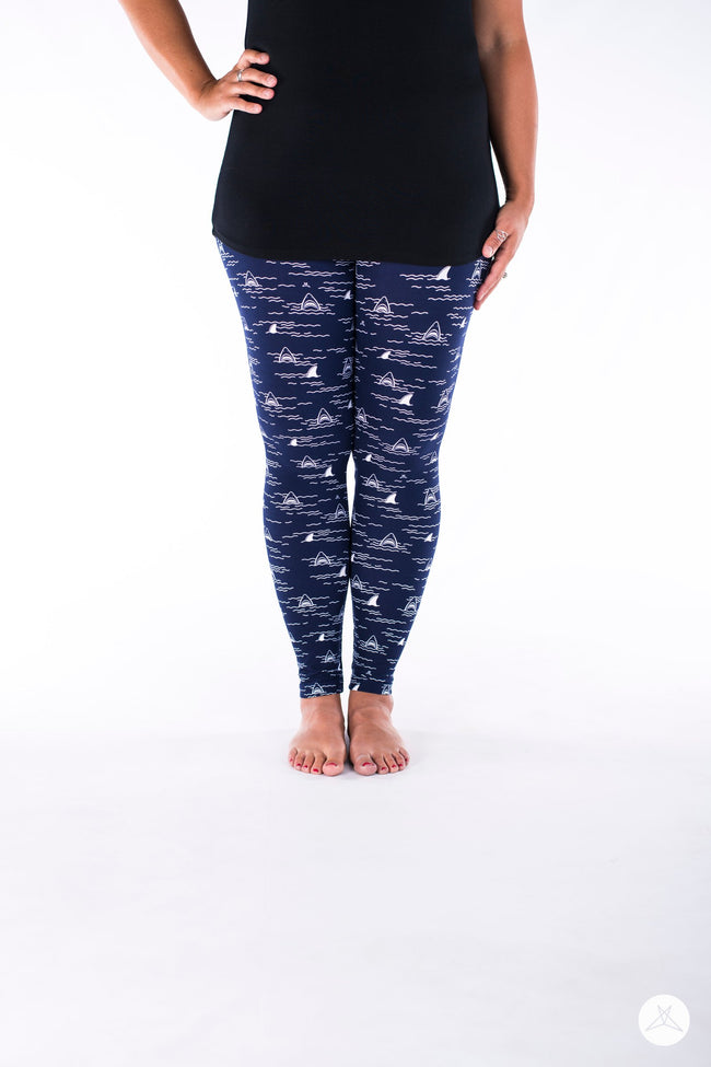 Jawsome leggings - SweetLegs