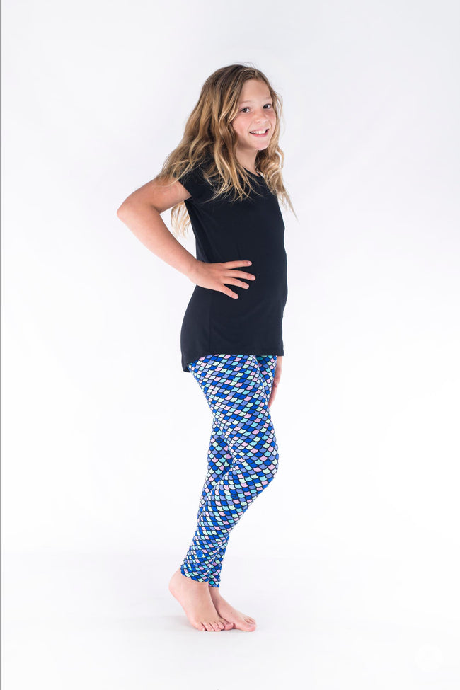Splish Splash Kids leggings - SweetLegs