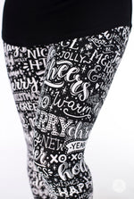 Season's Greetings Petite leggings - SweetLegs