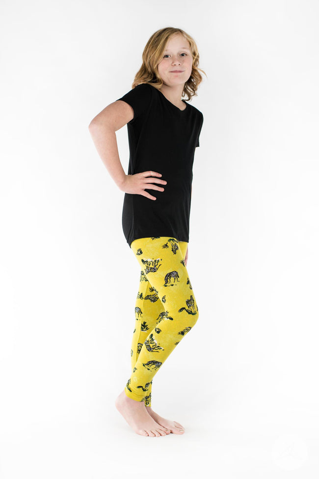Be-Dazzled Kids leggings - SweetLegs