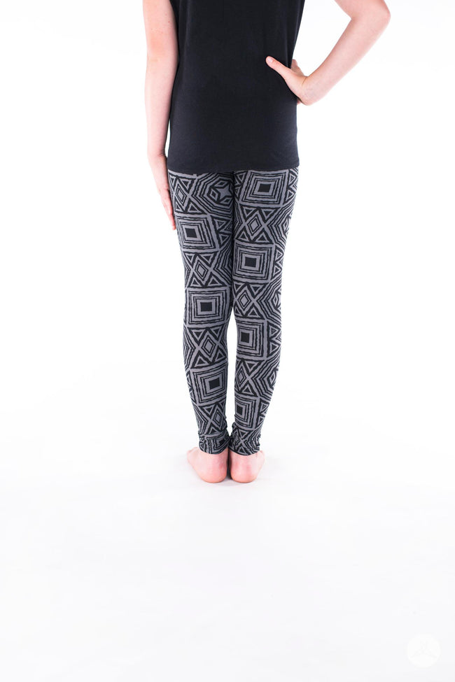 Medieval Goddess Kids leggings - SweetLegs