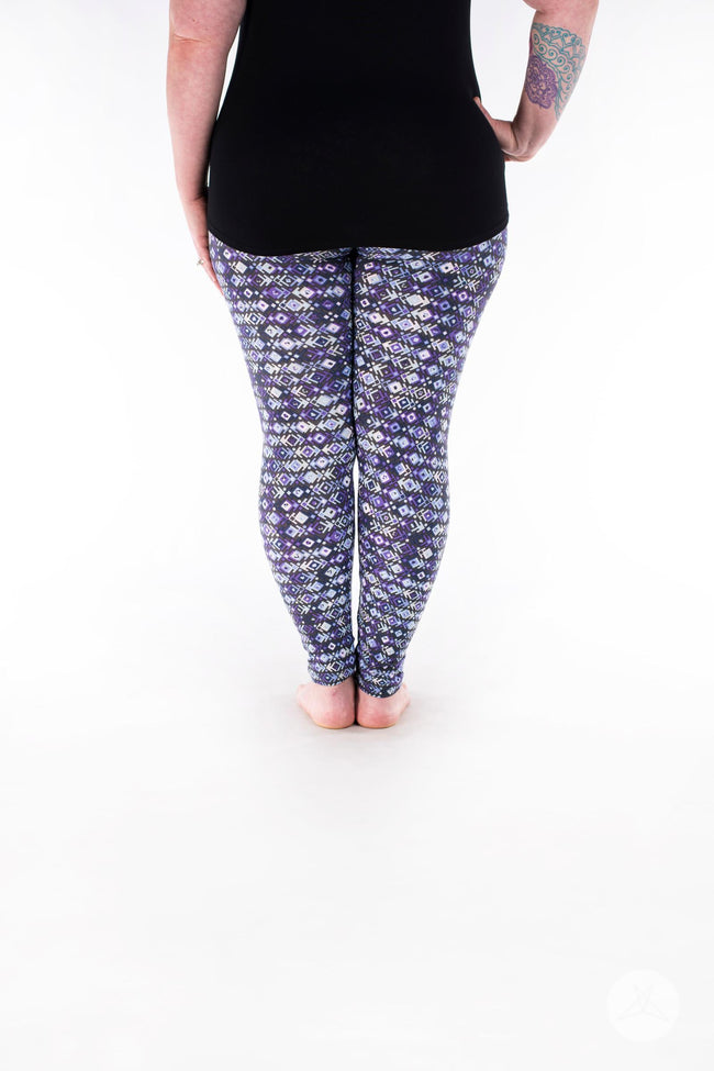 Cold Snap Plus leggings - SweetLegs