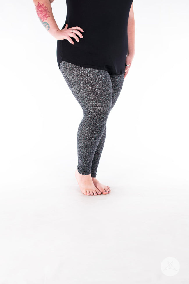In The Loop Plus leggings - SweetLegs