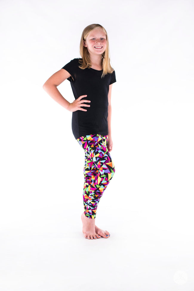 Confetti Kids leggings - SweetLegs