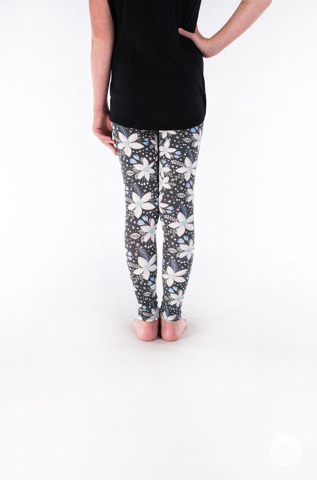 Polar Lily Kids leggings - SweetLegs