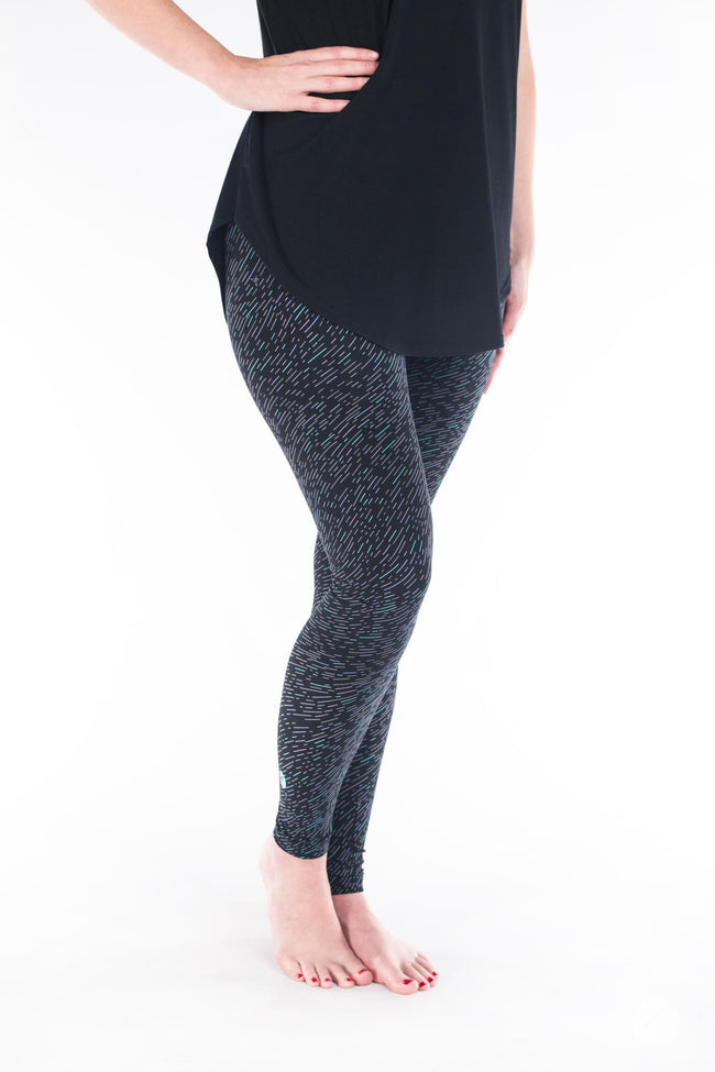 Night Sky Petite leggings - SweetLegs