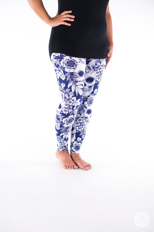 Tainted Love leggings - SweetLegs