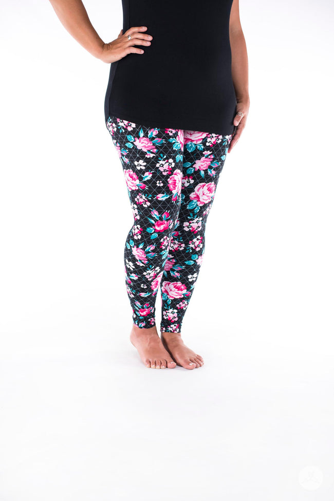 Gracie Rose leggings - SweetLegs