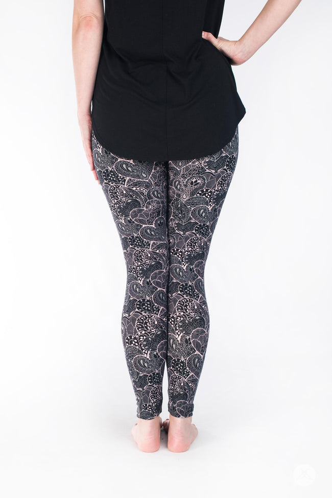 Forever Yours Petite leggings - SweetLegs