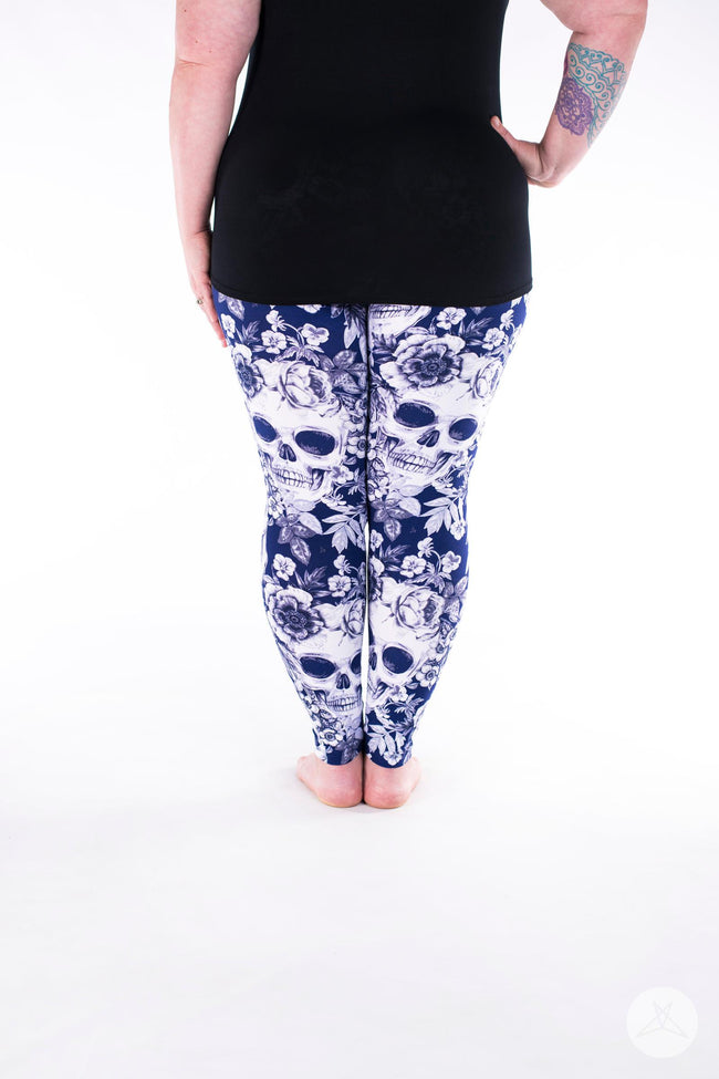 Tainted Love Plus leggings - SweetLegs