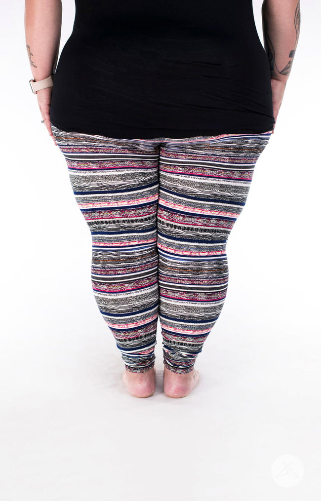 Threaded Dreams 2.0 Plus2 leggings - SweetLegs