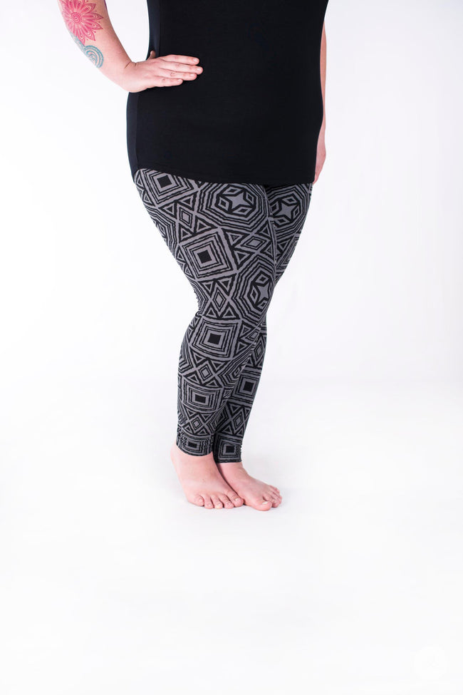 Medieval Goddess Plus leggings - SweetLegs