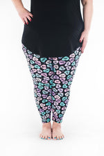 Sweetheart Plus leggings - SweetLegs