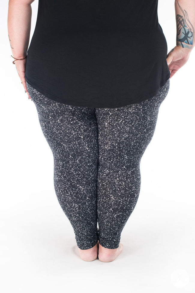 Shiver Plus2 leggings - SweetLegs
