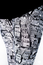 Downtown Plus leggings - SweetLegs