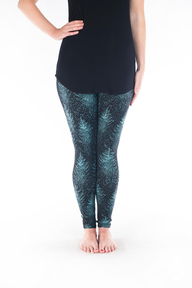 Below Zero Petite leggings - SweetLegs