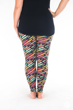 True Colours leggings - SweetLegs