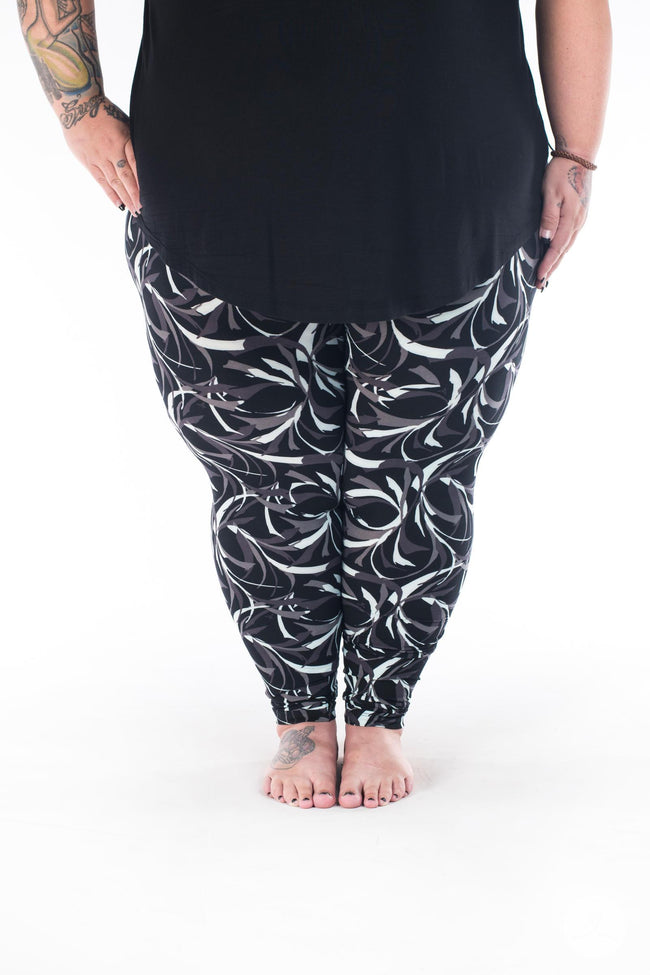 Whispering Winds Plus2 leggings - SweetLegs
