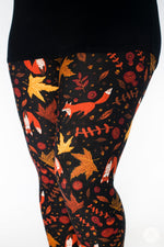 Pumpkin Spice leggings - SweetLegs
