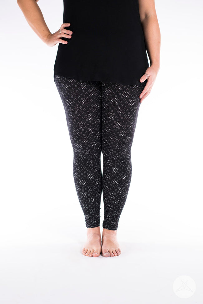 Squared Up leggings - SweetLegs