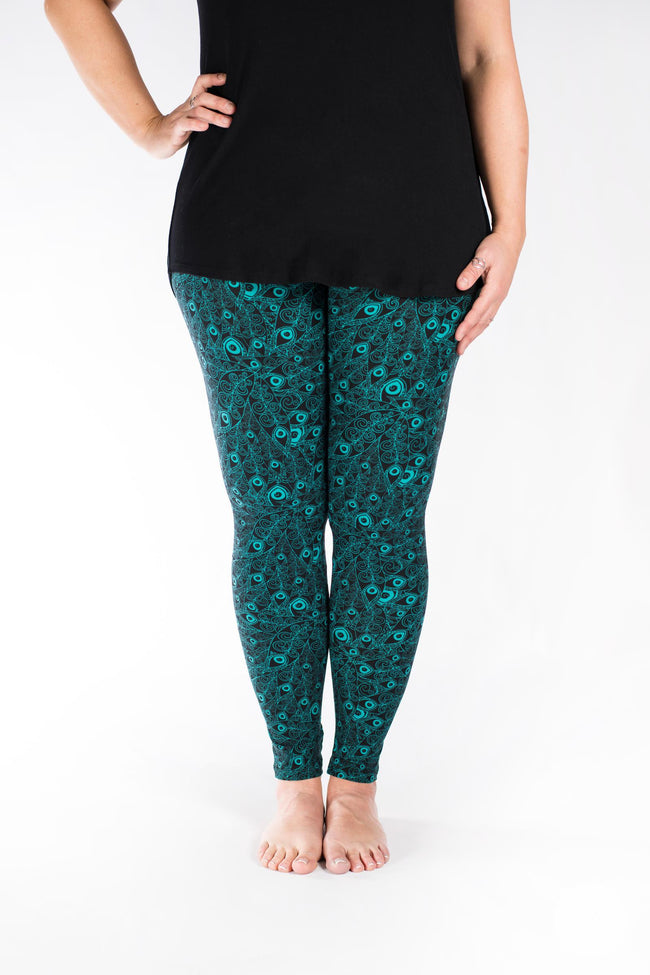 Flaunt It leggings - SweetLegs