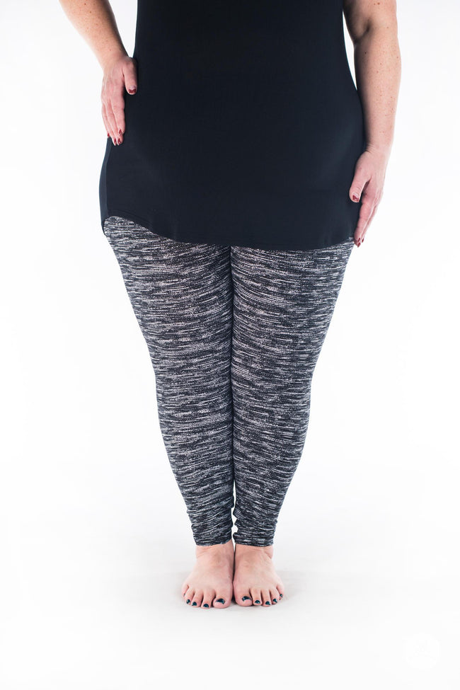 Get Static Plus leggings - SweetLegs