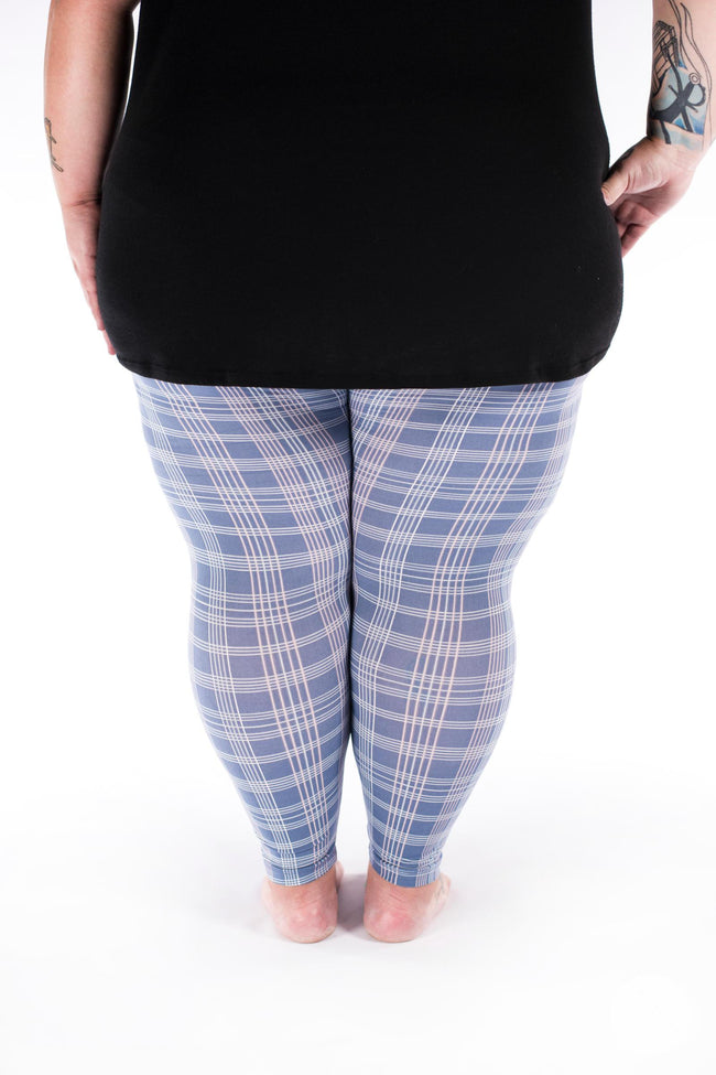 Bluebell Plus2 leggings - SweetLegs