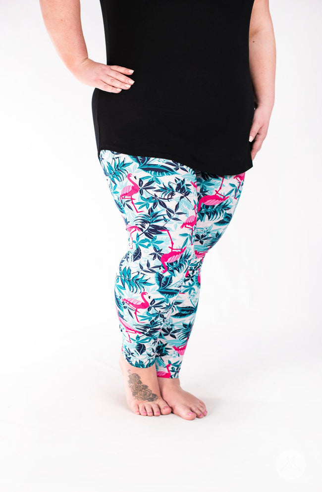 So Fly Plus leggings - SweetLegs