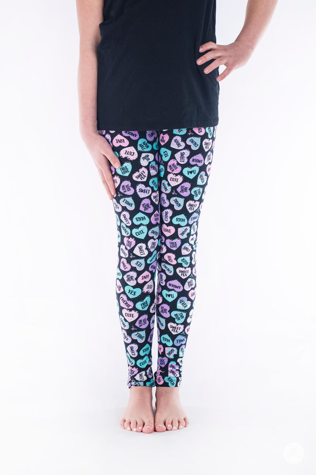 Sweetheart Kids leggings - SweetLegs